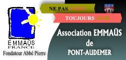 Association Emmaüs de Pont Audemer